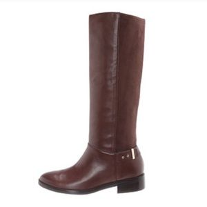 Cole Haan Adler Tall Leather Riding Boots